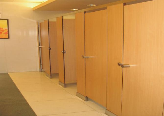 Sản phầm vách ngăn nhà vệ sinh đẹp