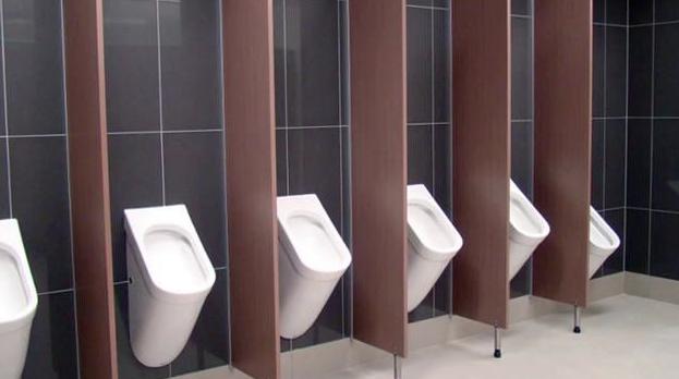 vách ngăn nhà vệ sinh đẹp cao cấp