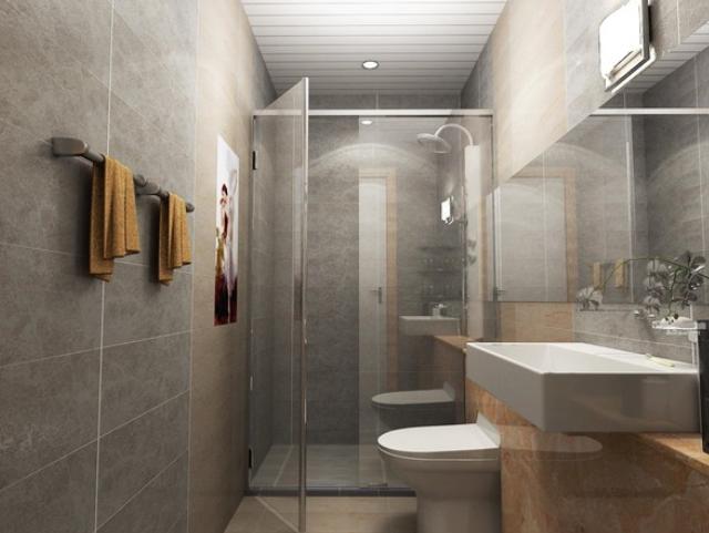 sản phẩm vách ngăn phòng tắm bằng kính