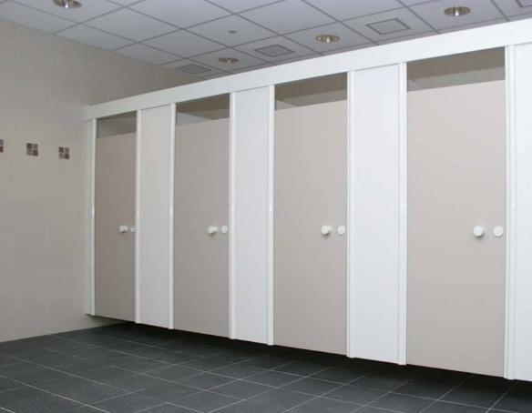 vách ngăn nhà vệ sinh chất lượng và đẹp