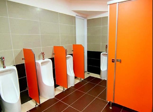 lắp dặt vách ngăn nhà vệ sinh tại Thủ Đứa