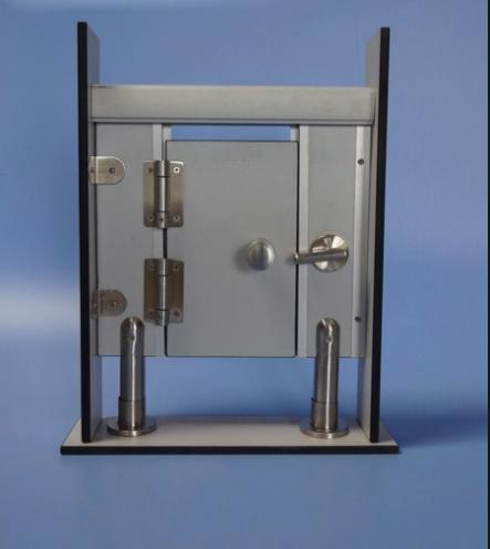 Mẫu phụ kiện vách ngăn vệ sinh compact hpl