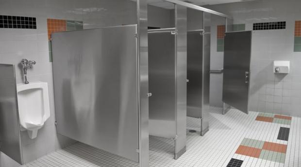 vách ngăn nhà vệ sinh compact đẹp